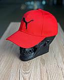 Кепка Puma Red, фото 3