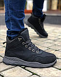 Мужские Ботинки Хорошо черные Зима, фото 2