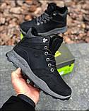 Мужские Ботинки Хорошо черные Зима, фото 5