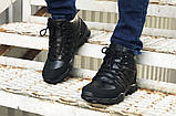 Зимние кроссовки Adidas black, фото 2