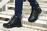 Зимние кроссовки Adidas black, фото 3