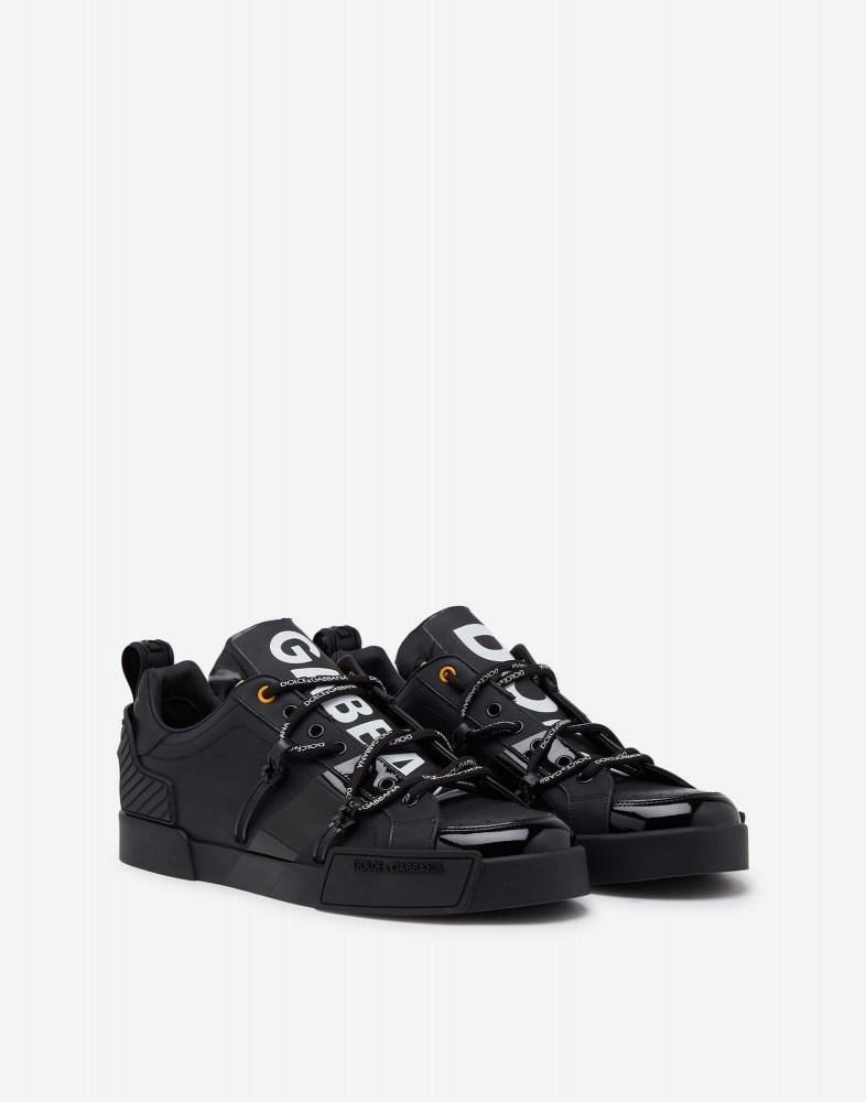 Сникеры Dolce Gabbana Portofino Black