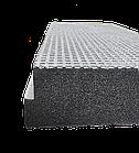 Пенопласт Пенографит для фасада 40 мм EPS 100 (ПСБС 25), фото 3