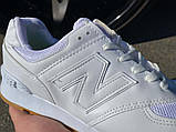 Кроссовки New Balance 574 White, фото 3