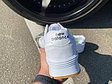 Кроссовки New Balance 574 White, фото 5