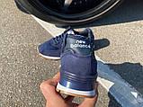 Кроссовки New Balance 574 Blue/Blue, фото 7