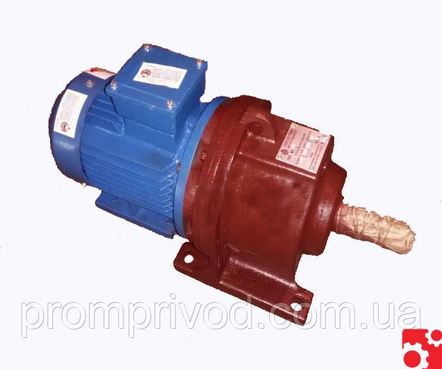 Мотор редуктор 3МП-31,5 2 ступени 90 об/мин