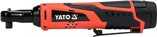 Трещотка YATO YT - 82902 + 4 торцевые головки