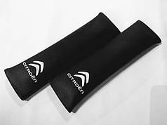 Подушки накладки на ремни безопасности 00690