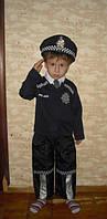 Детский карнавальный костюм Милиционер - прокат, Киев, Троещина