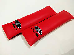 Подушки накладки на ремень безопасности  00752
