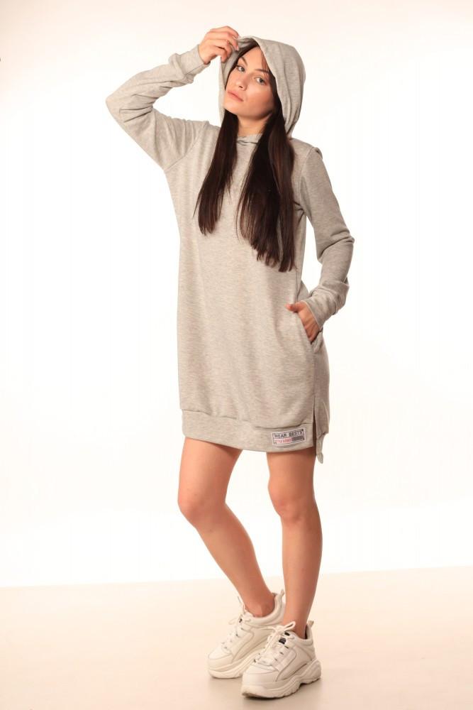 Платье-Туника Quest Wear серое
