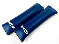 Подушки накладки на ремни безопасности 00817