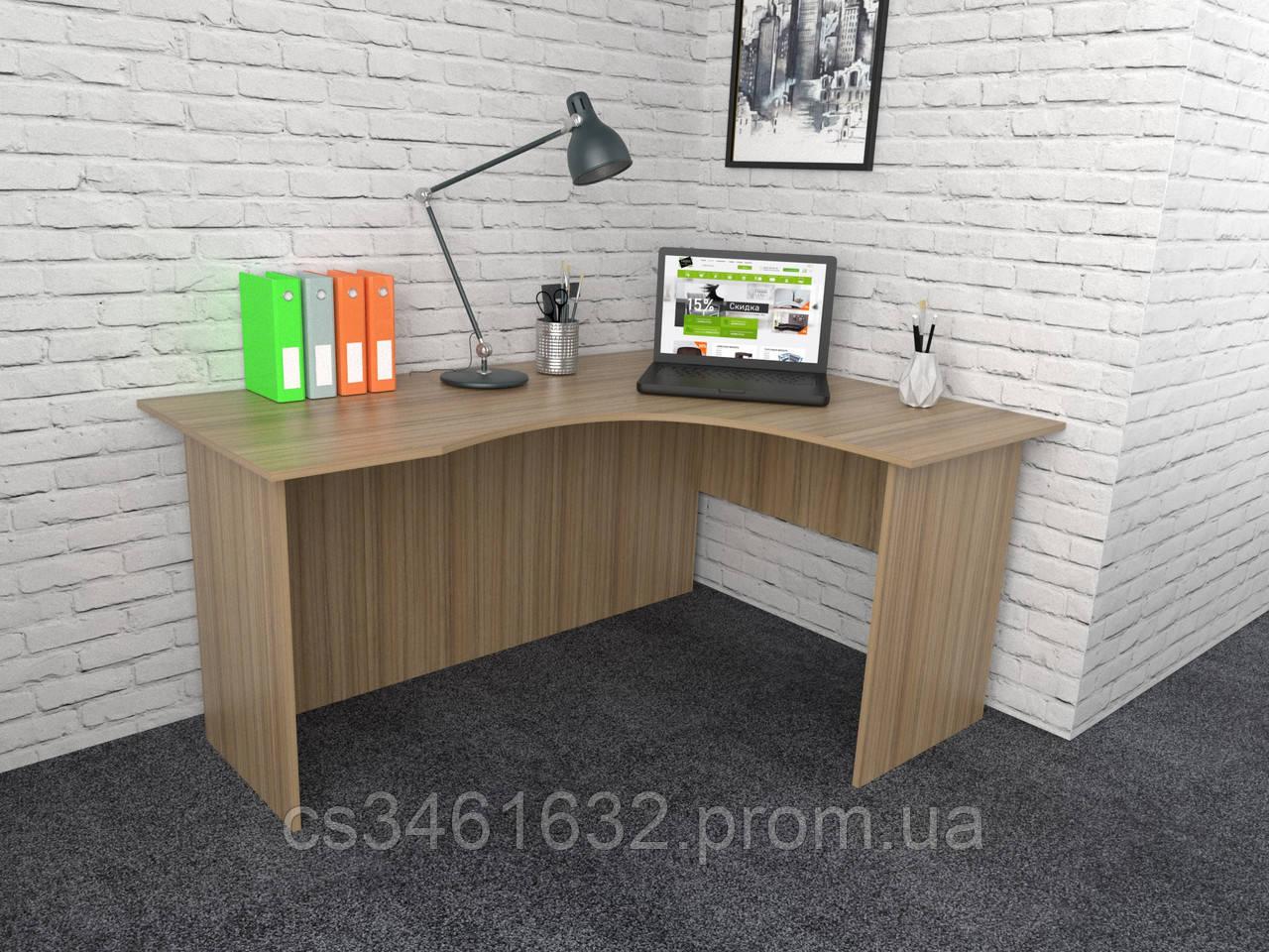 Офісний стіл кутовий СК-6