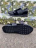 Кроссовки Valentino Rockstud Low Black, фото 7