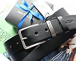 Мужской ремень Calvin Klein black, фото 2