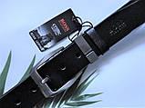 Мужской ремень Hugo Boss Black, фото 4
