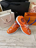Prada Knit Fabric Sneakers Orange, фото 10