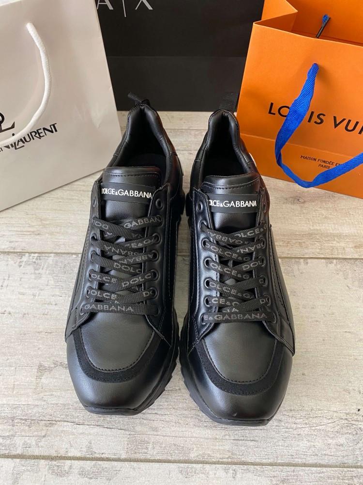 Сникеры Dolce Gabbana Super King Black
