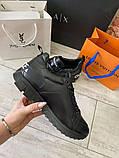 Сникеры Dolce Gabbana Super King Black, фото 4