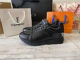 Сникеры Dolce Gabbana Super King Black, фото 8