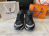 Сникеры Dolce Gabbana Super King Blue, фото 6