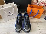 Сникеры Dolce Gabbana Super King Blue, фото 7