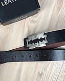 Ремень ПП лезвие черный, фото 4