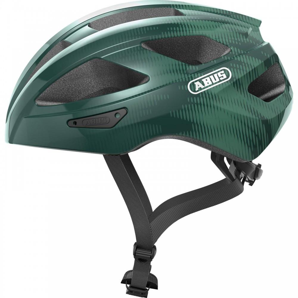 Шолом велосипедний ABUS MACATOR M 52-58 Opal Green 872402