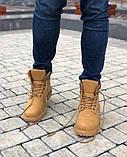 Мужские Ботинки Тимберленд Спорт Зима, фото 4