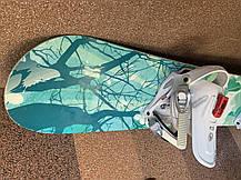 Женский сноуборд Forum 38. длина 138см крепления Drake, фото 2