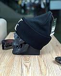 Шапка Calvin Klein Black, фото 2