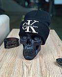 Шапка Calvin Klein Black, фото 3
