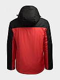 Куртка чоловіча Outhorn Ski Jacket S red KUMN602-red-S, фото 5