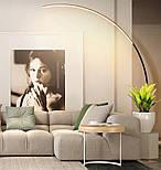Напольный светодиодный LED торшер светильник, фото 7