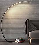 Напольный светодиодный LED торшер светильник, фото 2