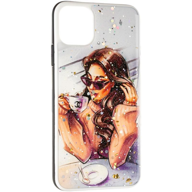 Чохол Fiji Girls для Samsung Galaxy M30s (M307) накладка на бампер з малюнком №2 NEW