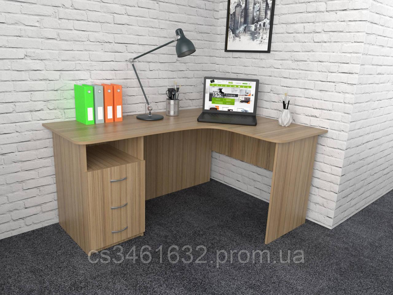Офісний стіл кутовий СК-2A