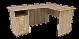Офісний стіл кутовий СК-2A, фото 2