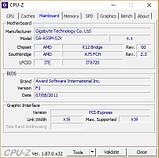 FM1 Материнская плата Gigabyte GA-A55M-S2V + Процессор AMD A6-3500 + LAN, фото 3