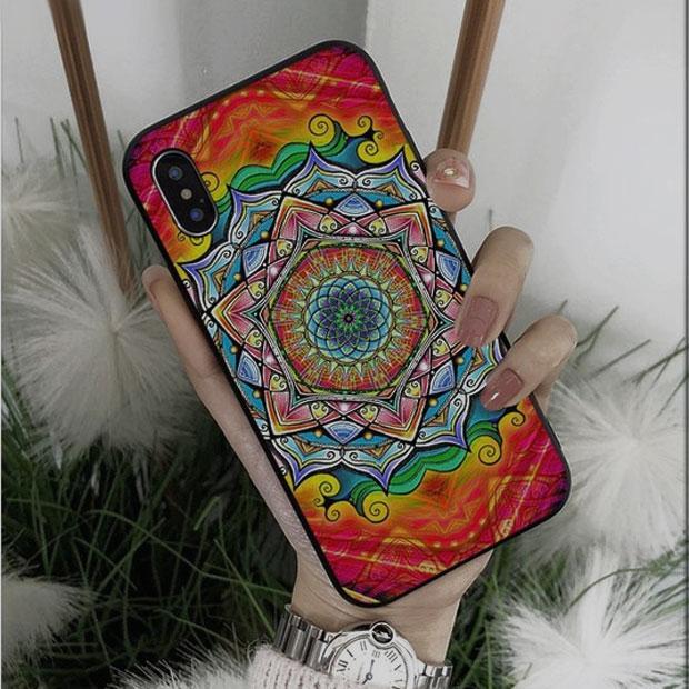 Чехол для мобильного телефона Мандала