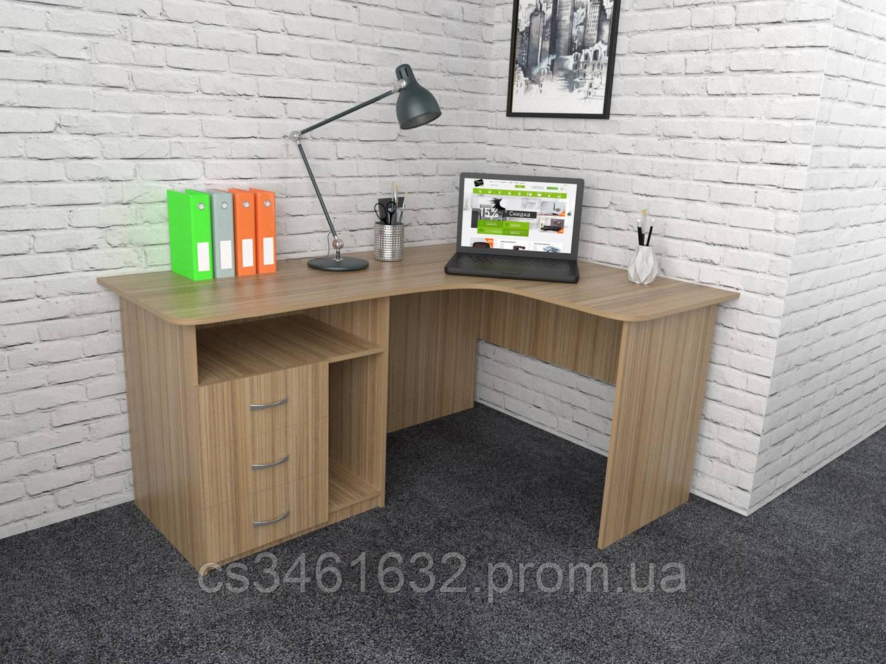 Офисный стол угловой СК-3