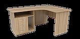 Офисный стол угловой СК-3, фото 2