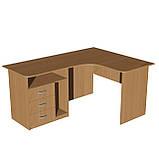 Офисный стол угловой СК-3, фото 3