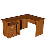 Офисный стол угловой СК-3, фото 4