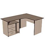 Офисный стол угловой СК-3, фото 9