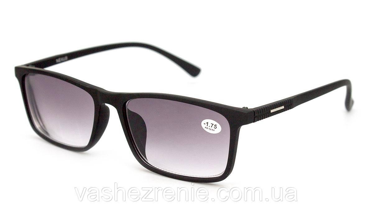 Очки мужские для зрения +/- Код:1280