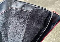 Женские зимние кожаные сапоги. Модель 34742, фото 10