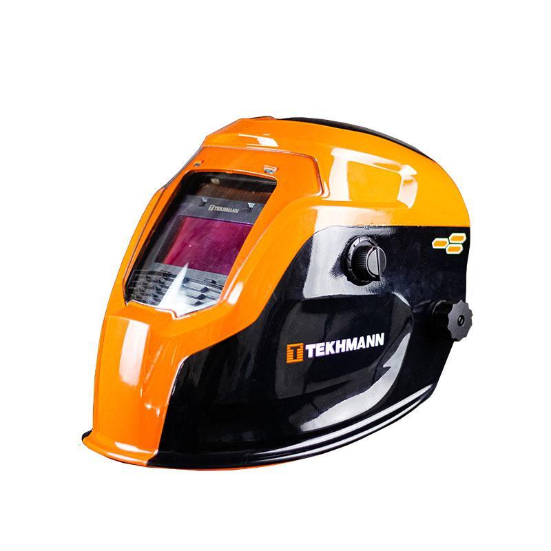 Маска сварщика с автоматическим затемнением типа Хамелеон Tekhmann WH-500Т