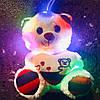Светящийся мишка Тедди 20см, фото 5